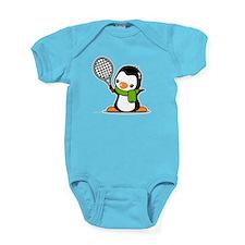 Tennis (77) Baby Bodysuit
