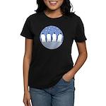 Penguin Quartet Women's Dark T-Shirt