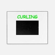CURLING Picture Frame