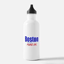Boston Runs On Water Bottle