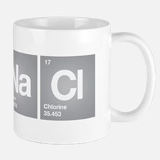 NACL Sodium Chloride Don't forget Salt Mug
