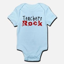 Teachers Rock Infant Bodysuit