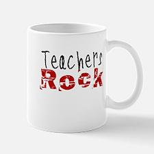 Teachers Rock Mug