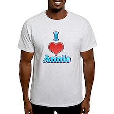 I Heart Annie 2 T-Shirt