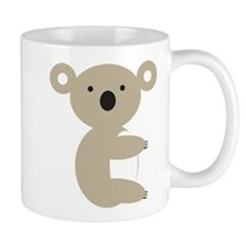 Koala Bear Small Mugs