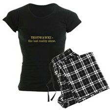 TEOTWAWKI Pajamas