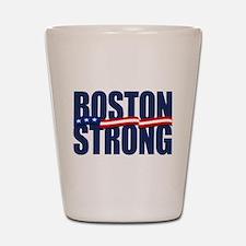 Boston Strong Shot Glass