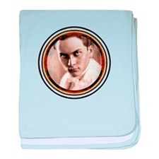 Manly P. Hall Tee baby blanket