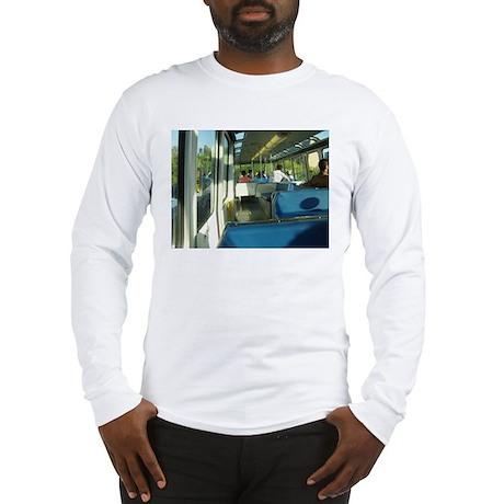 Seattle Monorail Long Sleeve T-Shirt