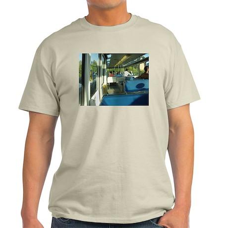Seattle Monorail Light T-Shirt