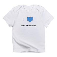 I heart John Frusciante Infant T-Shirt