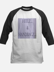 Heelz and Handbagz Baseball Jersey