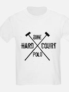 Hardcourt Bike polo T-Shirt
