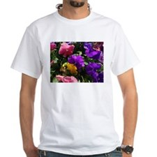 Pansies on Parade Shirt