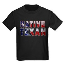 Native Texan Flag T