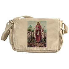 The Lamb of God Messenger Bag