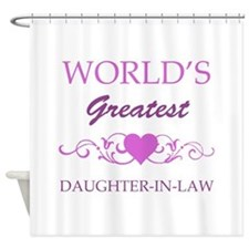 World's Greatest Daughter-In-Law (purple) Shower C
