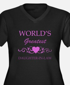 World's Greatest Daughter-In-Law (purple) Women's