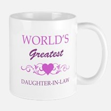 World's Greatest Daughter-In-Law (purple) Mug