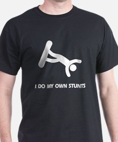 Snow Boarding, Snowboard Stunts T-Shirt