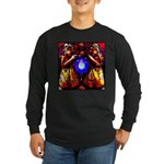 Witchy Women Long Sleeve Dark T-Shirt