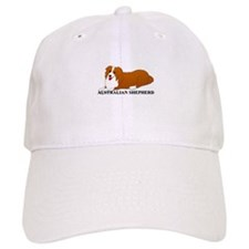 Australian Shepherd Dog Baseball Cap