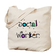social worker PILLOW 2 Tote Bag