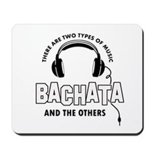 Bachata lover designs Mousepad