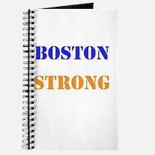 Boston Strong Print Journal