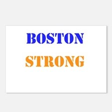 Boston Strong Print Postcards (Package of 8)