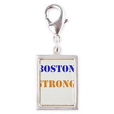 Boston Strong Print Charms
