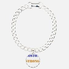 Boston Strong Print Bracelet