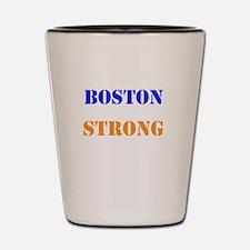 Boston Strong Print Shot Glass