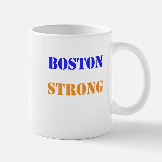 Boston Strong Print Mug