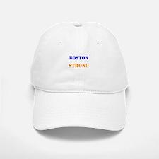 Boston Strong Print Baseball Baseball Baseball Cap
