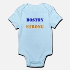 Boston Strong Print Body Suit