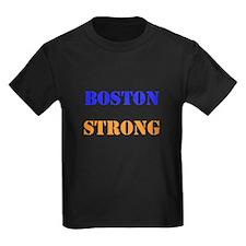 Boston Strong Print T-Shirt