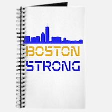 Boston Strong Skyline Multi-Color Journal