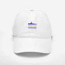 Boston Strong Skyline Multi-Color Baseball Baseball Baseball Cap