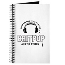 Britpop lover designs Journal