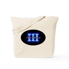 Three Percent Glow Tote Bag