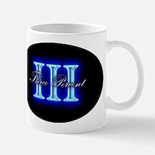 Three Percent Glow Mug