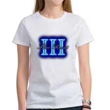 Three Percent Clear Glow T-Shirt
