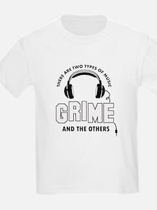 Grime Rock lover designs T-Shirt