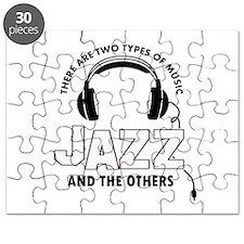 Jazz lover designs Puzzle