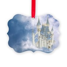 Fairytale Castle Ornament
