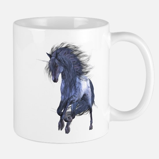 Blue Unicorn 1 Mug