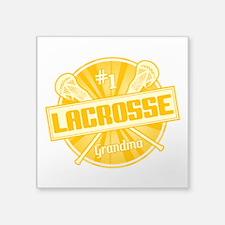 #1 Lacrosse Grandma Sticker