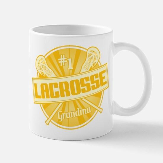 #1 Lacrosse Grandma Mug