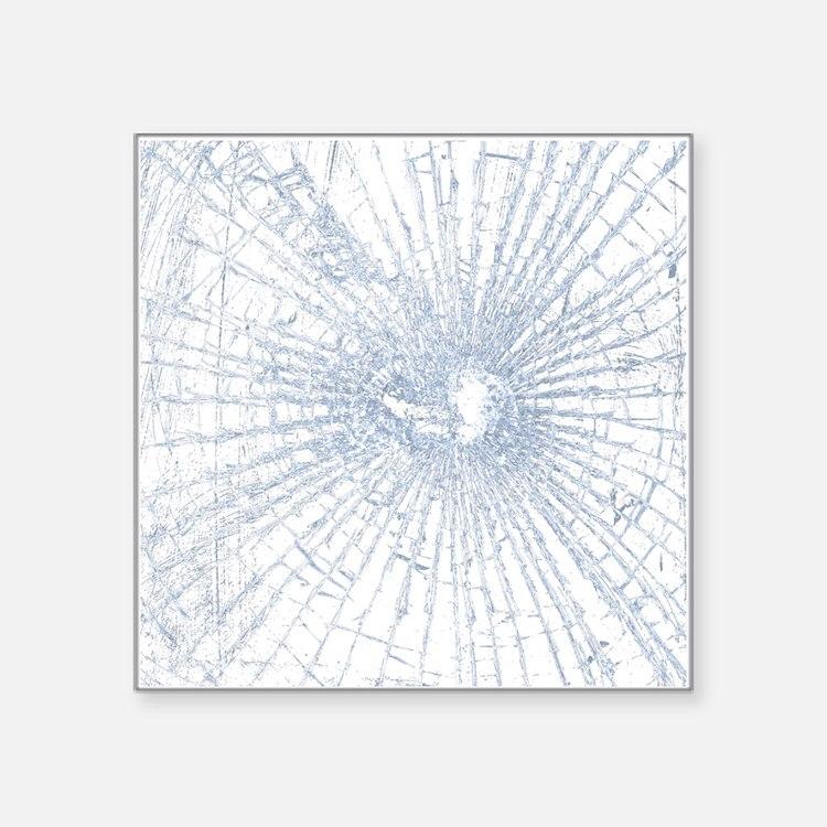 Broken Glass Sticker Prank